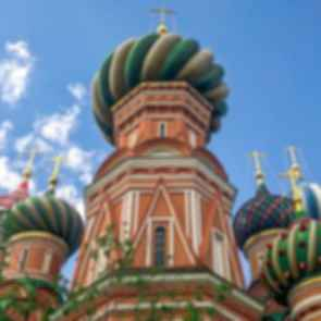 Saint Basil's Cathedral - Exterior