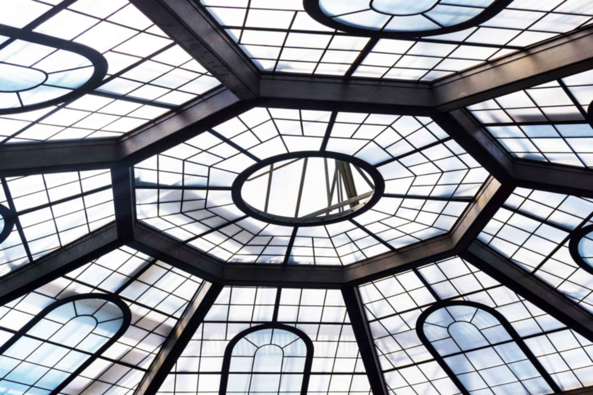 Vatican City - Skylight