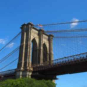 Brooklyn Bridge - Exterior