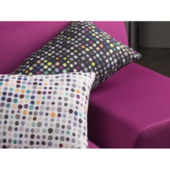 Woven Image Eco Screen Polka