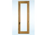 1-Panel Primed Outswing Patio Door
