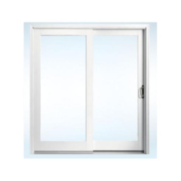 Clad Sliding Patio Door