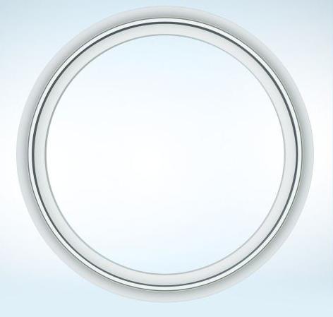 Primed Fixed Full Round Window Modlar Com