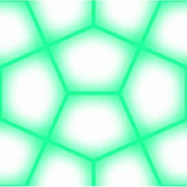 Woven Image EchoPanel Mura Glow