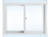 Clad Horizontal Sliding Window