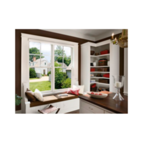 Reverse Cottage Clad Double-Hung Window
