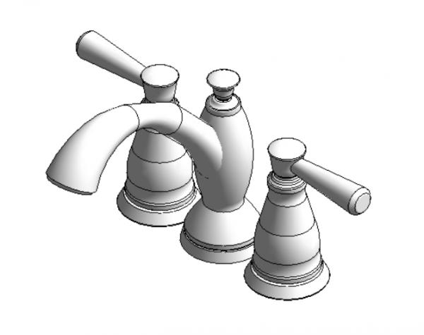 Delta Addison Chrome 2 Handle Widespread Watersense: Two Handle Widespread Lavatory