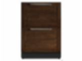 T24UR800DP Under-counter double drawer refrigerator