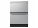 T24UR820DS Under-counter double drawer refrigerator