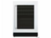 T24UW800RP Under-counter wine reserve with glass door