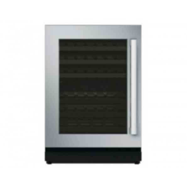 T24UW810LS Under-Counter Wine Reserve with Glass Door