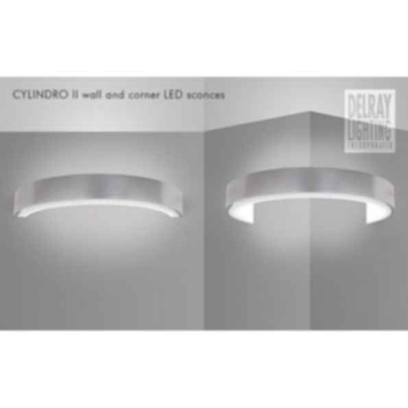 Cylindro II 670 LED Sconces