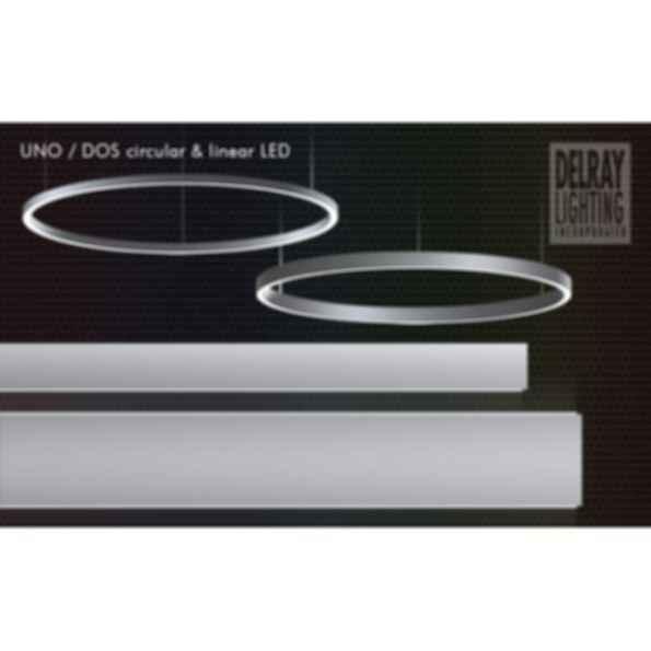 Dos Circular LED