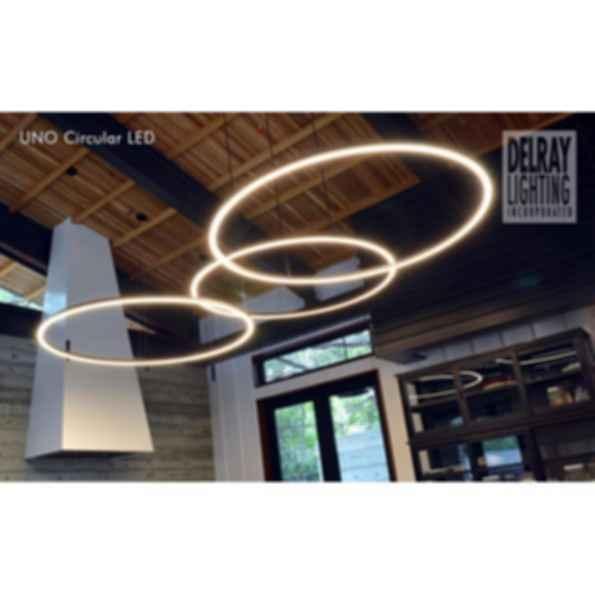 Uno Circular LED