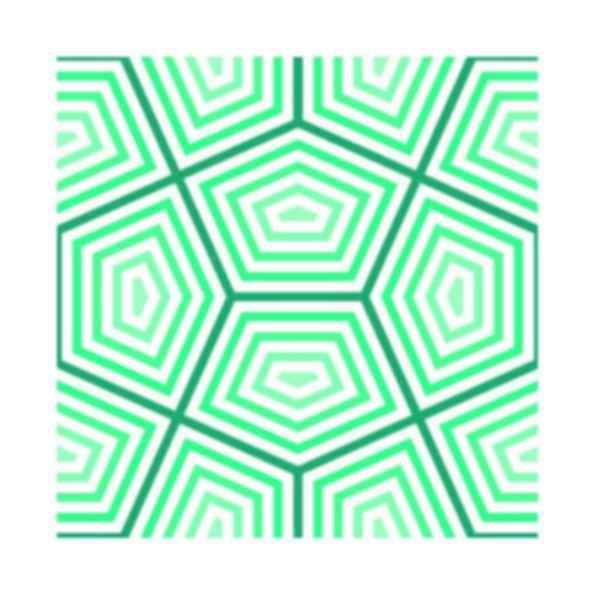 Woven Image Echo Panel Mura Maze