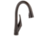 Single-Handle Pull-Down Kitchen Faucet/Venetian Bronze