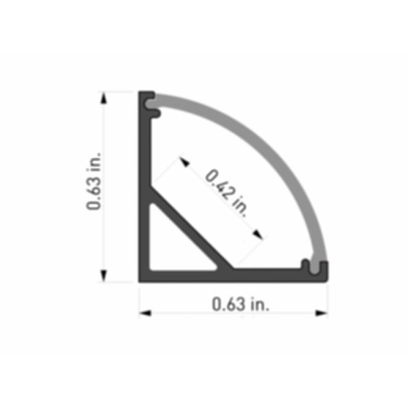Surfa® 2 LED Light Channel Fixture