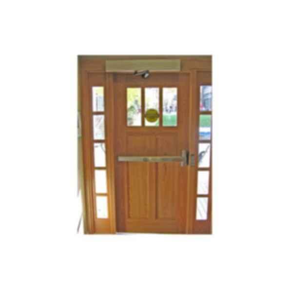 Swing Door Operator Side Load Design