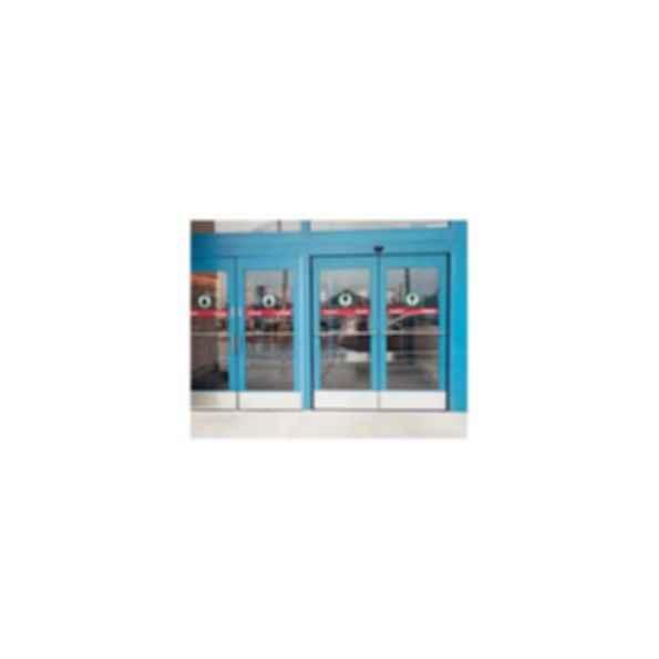 Overhead Concealed Swing Door - iMotionA® 1302