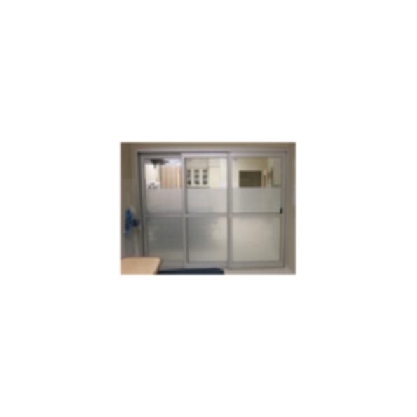 Single Telescoping Trackless Sliding Door - TX9630TL