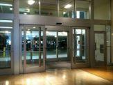 Blast Resistant Sliding Door