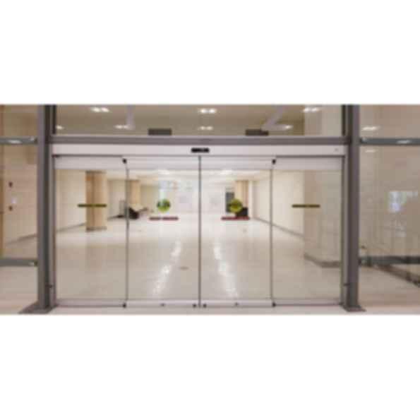 Besam SL500 CGL Commercial Glass Entry Door