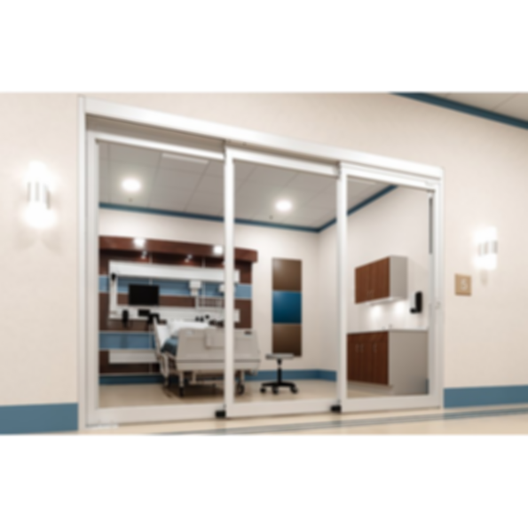 VersaMax 2.0 Standard Telescopic Sliding ICU Door