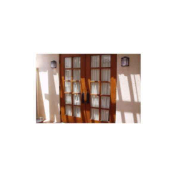 Pivot Inswing /Outswing Aluminum Clad Door - WA6400