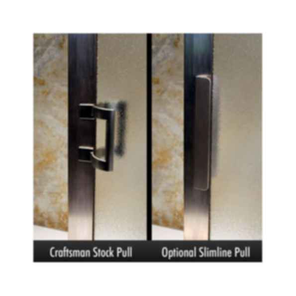 Swing Door Enclosures - Craftsman Series