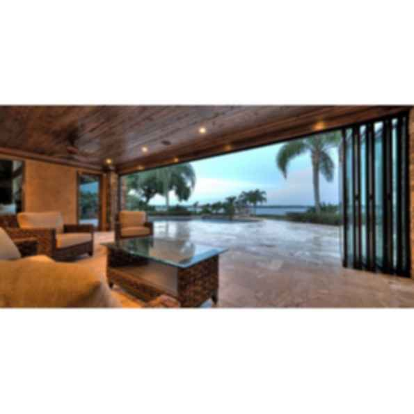 Impact Rated Bifold Doors