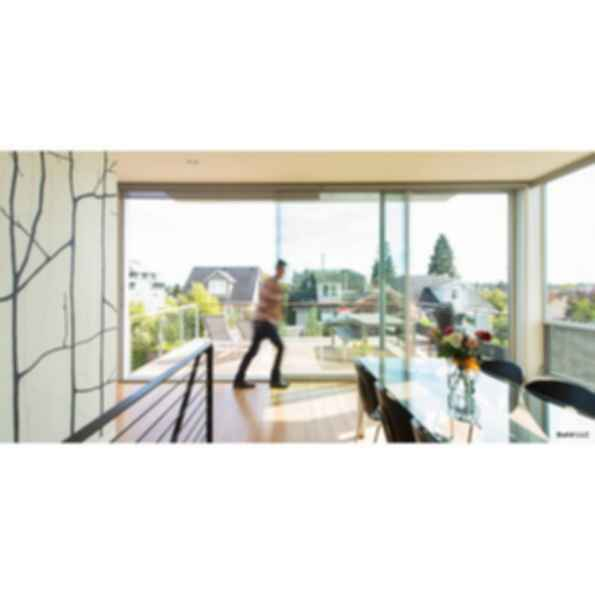 Aluminum Thermally Controlled Multi Slide Doors