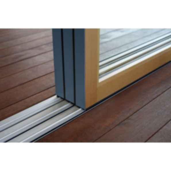 Contemporary Clad Multi Slide Door