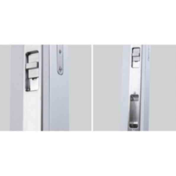 Aluminum Thermally Controlled Slider Doors