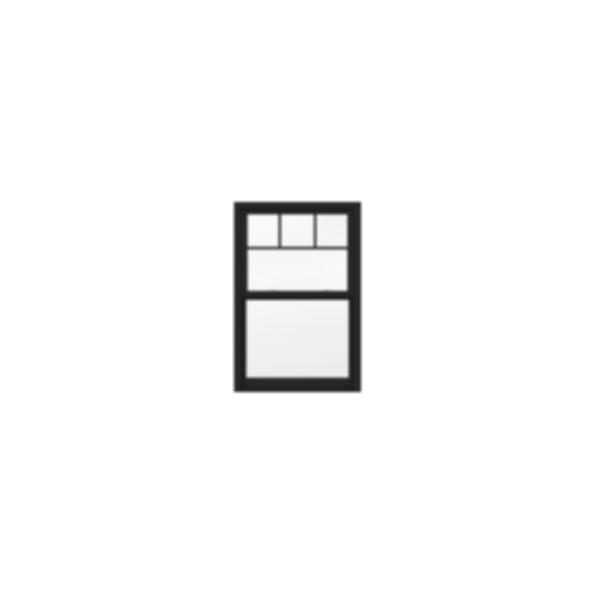 Vinyl Windows - Builders V-2500