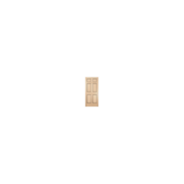 Wood Exterior Door - Authentic Wood