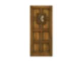 Custom Wood All Panel Patio Doors
