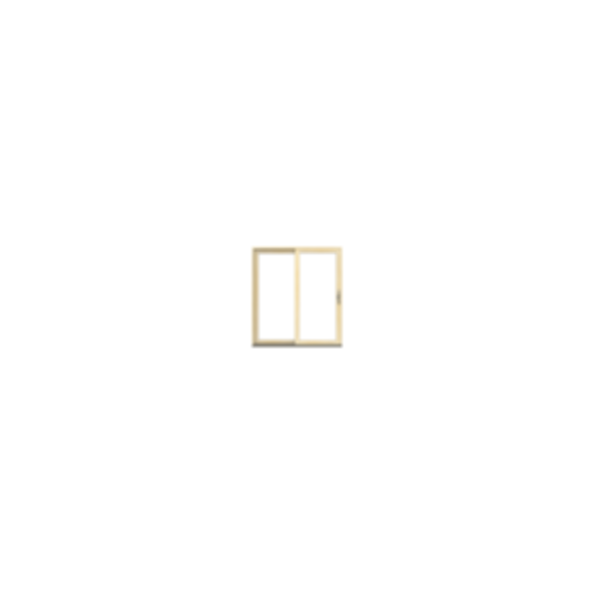 Clad-Wood Patio Doors - W-4500