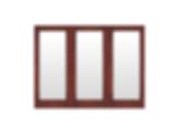 Swinging Patio Door - Aurora® Custom Fiberglass