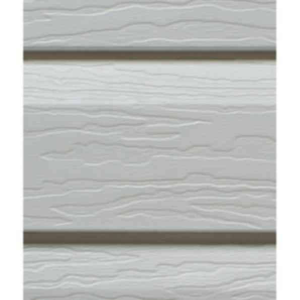 Satinwood® Steel Siding