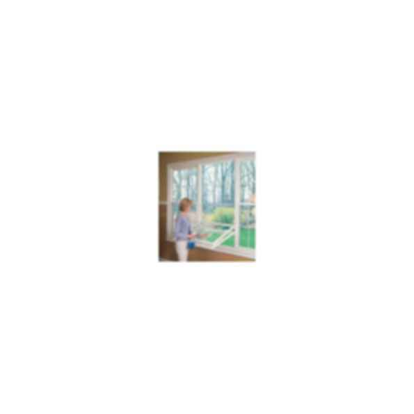 UltraMaxxA® Fusion-Welded Vinyl Windows