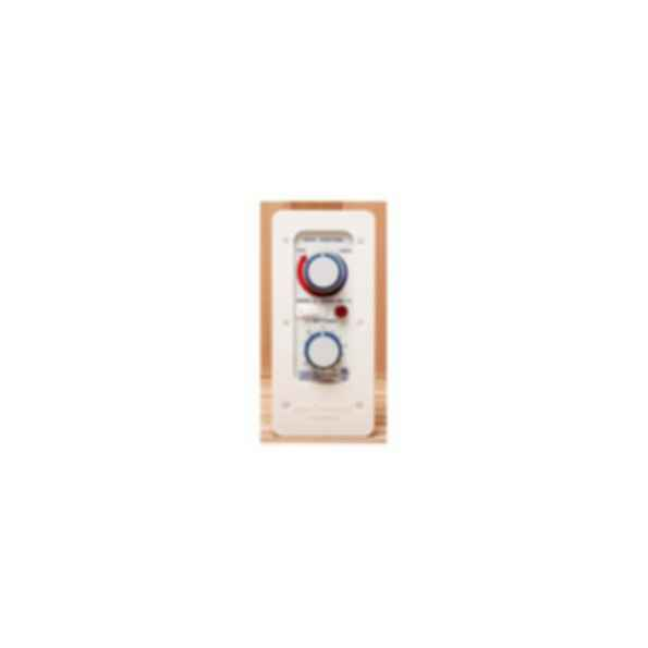 Exterior Wall Mounted Controls