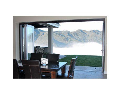 Aluminum Clad Wood Folding Doors & Windows
