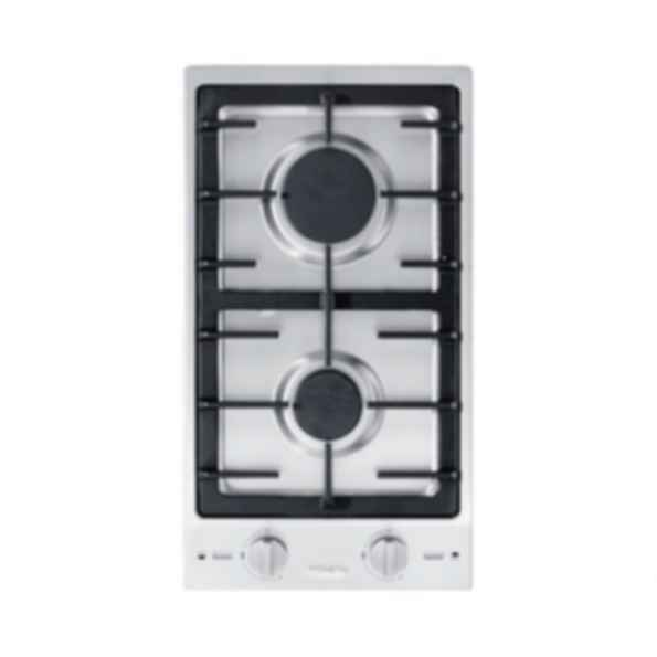 "CS1012-1LP Double-Burner LP 12"" Hob"