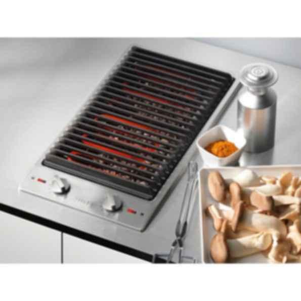 """CS1312BG Barbecue 12"""" Hob - 208v"""