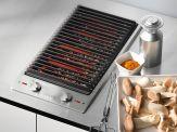 """CS1312BG Barbecue 12"""" Hob - 240v"""
