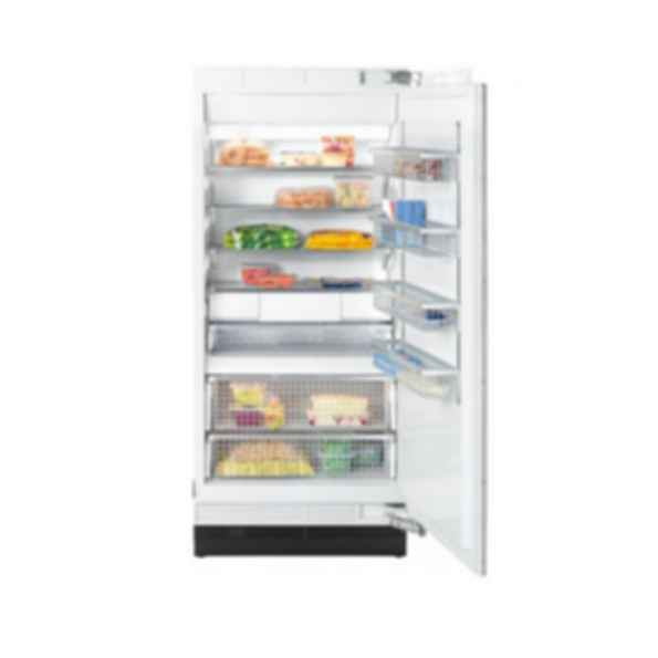 """F1803SF 30"""" All Freezer, RIGHT HINGED, Pre-Finished SS"""