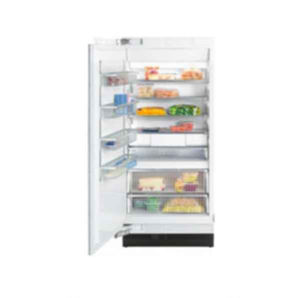 "F1913SF 36"" All Freezer, LEFT HINGED, Pre-Finished SS"