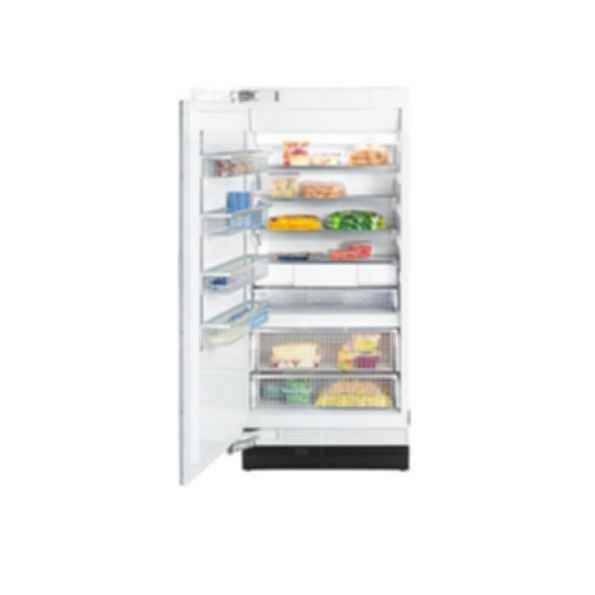 "F1913Vi  36"" All Freezer, LEFT HINGED, Fully Integrated"