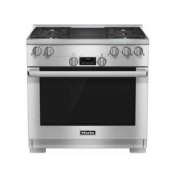 "HR1135 G 36"" All Gas Range Oven"