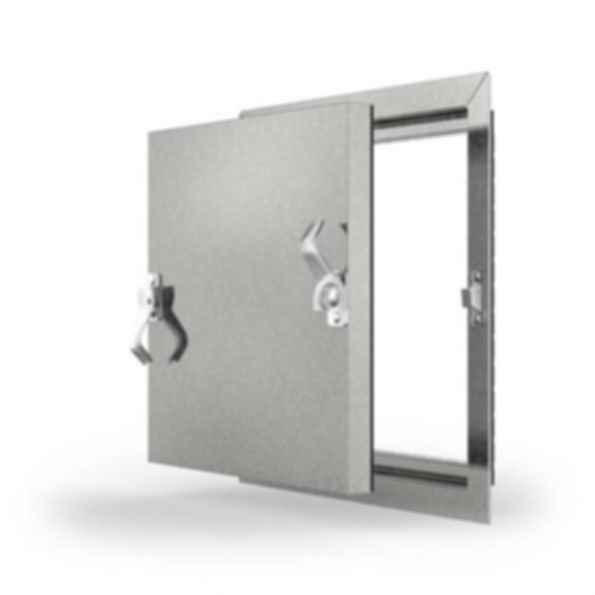 Double Cam No Hinge Duct Door (for Ductboard/Fiberglass)